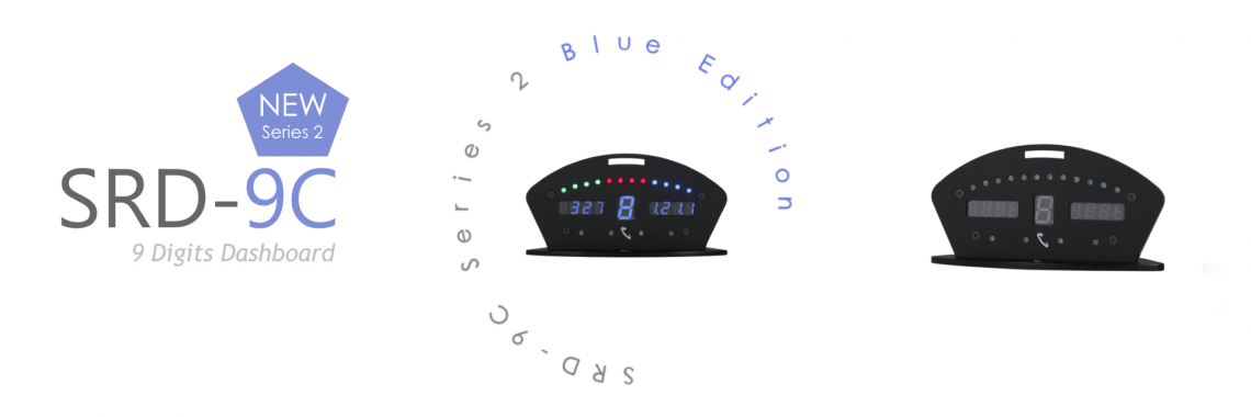 SRD-9C Series 2 Blue Edition