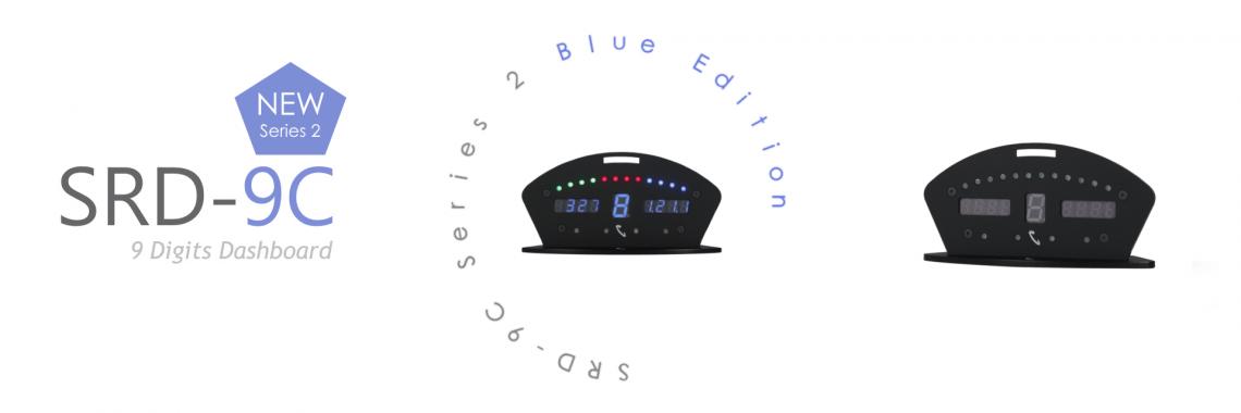 SRD-9C Series 2 Blue Edition