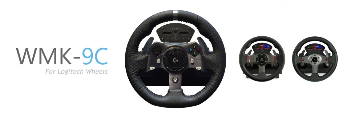 WMK-9C for Logitech wheels