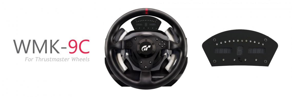 WMK-9C for Thrustmaster wheels