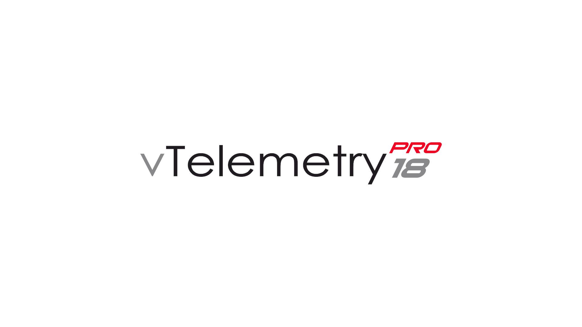 vTelemetry PRO 2018